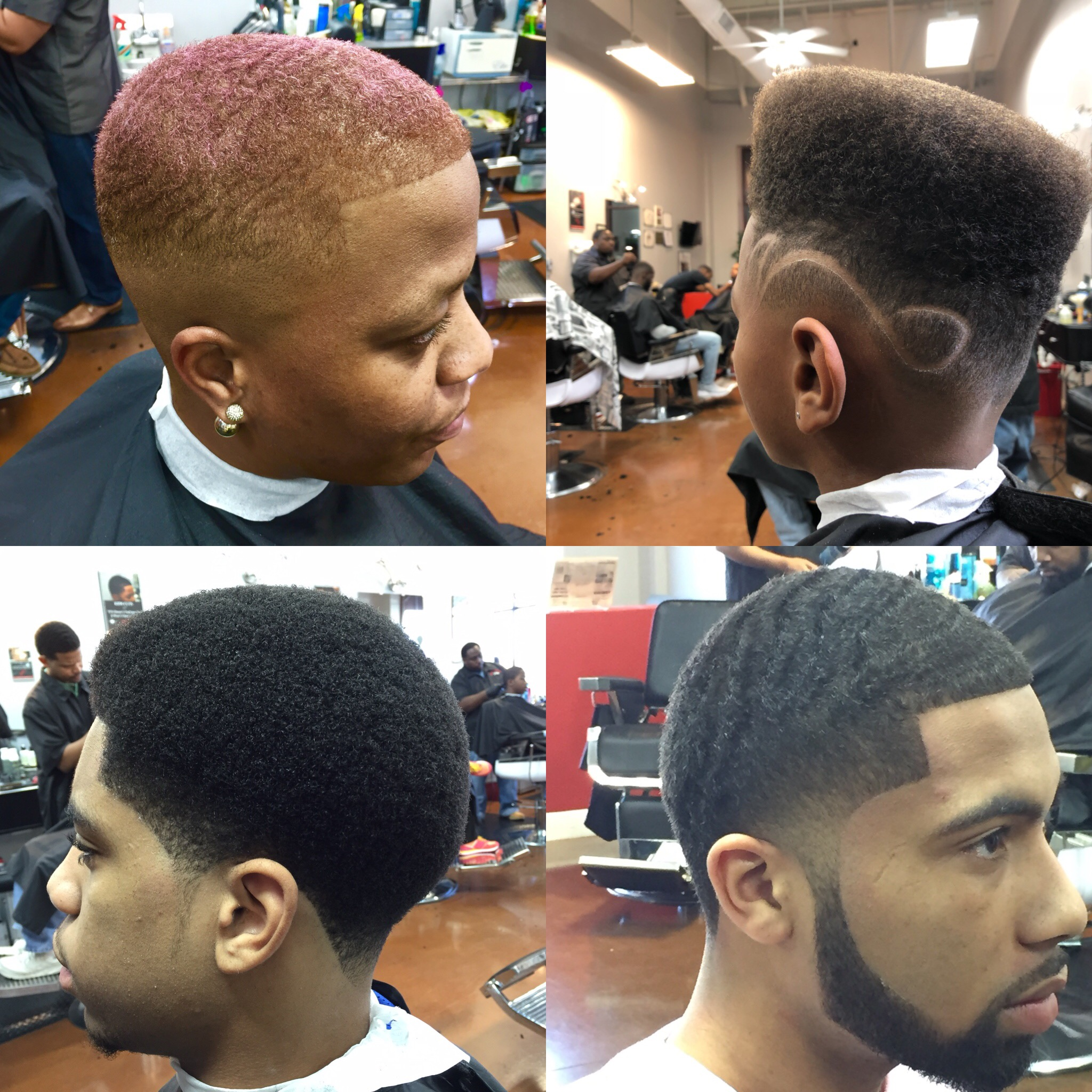 Home Heads Up Barber And Beauty